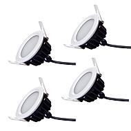 7W LED Tavan 14 SMD 5630 700 lm Alb Cald / Alb Rece Reglabil / Impermeabil AC 220-240 V 4 bc