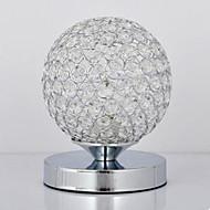 40 Moderni/nykyaikainen Pöytälamppu , Ominaisuus varten LED Silmäsuoja , kanssa Kromi Käyttää Päälle/pois -kytkin Vaihtaa