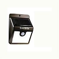 Ever brite luz solar noturna sensor solar sensor de luz luz luz do sensor humano