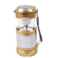 LED-Zaklampen Lantaarns en tentlampen Zaklampkoord LED 850 Lumens 1 Modus LED 3 AAA Batterijen Oplaadbaar Waterbestendig mobiele