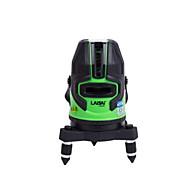 Laisai® linha 5 635nm laser verde infravermelho marcação instrumento nivelamento linha laser
