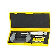 Micrômetro de retenção distância de medição 25-50mm 140302