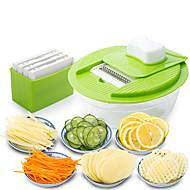 1개 요리 도구 세트 For 야채에 대한 조리기구에 대한 멀티기능 플라스틱