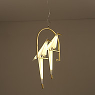 Anheng Lys ,  Moderne / Nutidig galvanisert Trekk for Mini Stil PVC Stue Soverom Leserom/Kontor Barnerom Spillerom