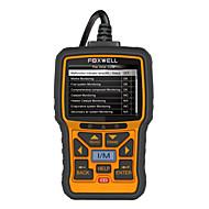 Foxwell nt301 pode obdii eobd código leitor de atualização on-line poderoso diagnóstico automático varredura scanner do motor
