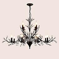 Πολυέλαιοι ,  Μοντέρνο/Σύγχρονο Παραδοσιακό/Κλασικό Tiffany Πεπαλαιωμένο Ρετρό Χώρα Ζωγραφιά Χαρακτηριστικό for Κρυστάλλινο LED Μέταλλο