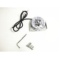 Motosiklet ışık led ampul güç araba ışık guihuo modifikasyon kuyruk ışığı lazer sis lambası anti-arka uç şasi ışığı uzun yanıp sönme