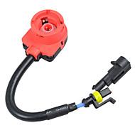 2 adet hid ampuller balast dönüştürücüler soket adaptörleri d2s için kablo demeti d2r d2c d4s d4r