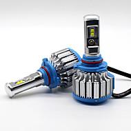 70w 7200lm 9005 hb3 philips ledランプヘッドライトキット車のビーム電球のアップグレード6000k