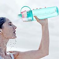Sport & Natur Draußen Legere Sport Ausgehen Lässig/Alltäglich Gehen Trinkbecher, 400 Kunststoff Stroh Saft WasserGläser und Tassen für