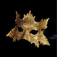 1pc halloween maskin puku puoluepukeutuminen syntymäpäiväjuhla loma koristeet väri satunnainen