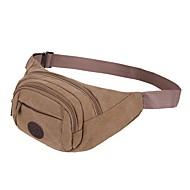 Damen Taschen Frühling/Herbst Sommer Nylon Hüfttasche mit für Sport Grün Schwarz Braun