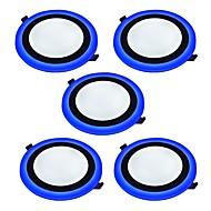 Lumini Panel Alb Rece Albastru LED 5 bc