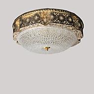 Uppoasennus ,  Moderni/nykyaikainen Traditionaalinen/klassinen Galvanoitu Ominaisuus for Kristalli LED MetalliOlohuone Makuuhuone