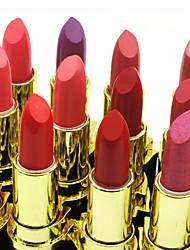 Batons Secos Bálsamo Gloss Colorido / Longa Duração / Natural Multi Cores 24