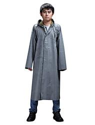 longo casaco de lona impermeável capa de inundação macacões seguro de trabalho (venda rainha) lun algodão / nylon
