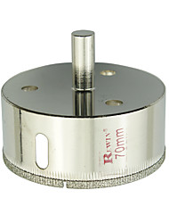 rewin szerszám ötvözött acél üveg lyukak nyitó lyuk mérete 70mm-2db / doboz