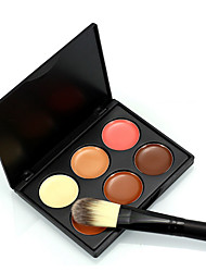 3 /Contourקונסילר רטוב חאקי Kattavuus קונסילר טבעי פנים צבעים מרובים # popfeel