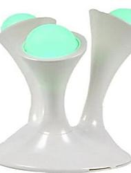 decoração levou colorido gradiente cogumelo mágico lâmpada uma luz da noite