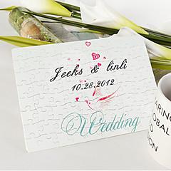 quebra-cabeça personalizado - carta de amor
