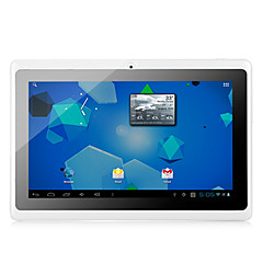 """7"""" Android Tablet (Android 4.4 1024*600 Dvojité jádro 512 MB RAM 8 GB ROM)"""