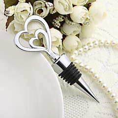 """Two Hearts Are Better Than One"" Wine Stopper"