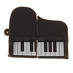 16G Mini Piano Shaped USB-muistitikku