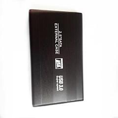 """USB3.0 2.5 """"vysokorychlostní pevný disk pouzdro kryt černý"""