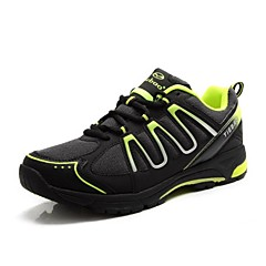 Tiebao Fietsschoenen Heren Dames Unisex Anti-slip Ventilatie Massage Voor Buiten Bergracen PVC Leder Ademend Gaas Wielrennen