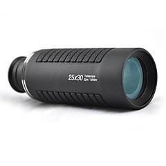 Visionking 25X30 mm Tek Gözlü Dürbün Yüksek Güçlü Fogproof BAK4 110ft/1000yds