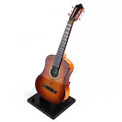 vysoce kvalitní dekorace emulace guitar music box