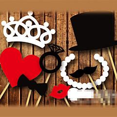 Parelpapier Wedding Decorations-8Stuk/Set Lente Zomer Herfst Winter Niet-gepersonaliseerd