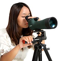 Eyeskey 20-60X60 mm Teleskoplar Yüksek Tanımlama Su Geçirmez Hava koşullarına dayanıklı Genel Yüksek Güçlü Çatı Prizma Geniş Açı Gece