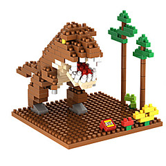 Ajándék Építőkockák Műanyag Ivory / Szürke Játékok