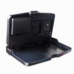 auto Muti fuctional szék hátizsák hordozható autós hátsó ülésen laptop tálcák autó összecsukható asztal utazási étkező tálca