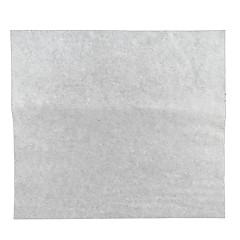 10kpl valkoinen silitys paperi Perler helmet sulake helmet Hama helmiä DIY palapelin öljysäiliöalus lapsille (23x19x0.1cm)