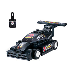 Építőkockák Ajándék Építőkockák Építő játékok Autó Műanyag fent 6 Fekete Elhalványulnak Játékok