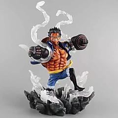 Anime Action-Figuren Inspiriert von One Piece Monkey D. Luffy PVC 26 CM Modell Spielzeug Puppe Spielzeug