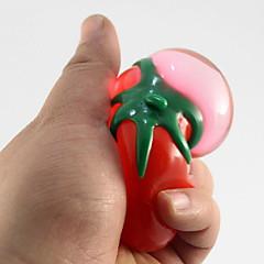 ストレス解消 アイデアおもちゃ斬新さ玩具 球状 ゴム シルバー 男の子用 / 女の子