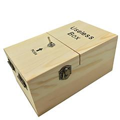Lievittää stressiä Käyttämätön laatikko Puu Jätä minulle yksin kone Umpipuu Kääntää itsensä pois päältä 1