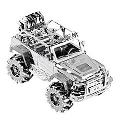 Barkács készlet 3D építőjátékok Fejtörő Fém építőjátékok Versenyautó Játékok Autó 3D Újdonság DIY Lány Fiú 1 Darabok