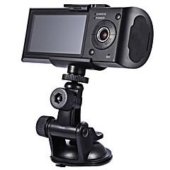 továrna OEM R300 SQ HD 1280 x 720 Car DVR 2.7 palce Obrazovka 1/4 Dash Cam