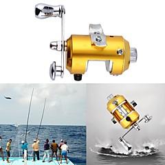 Moulinet bait casting 2.1:1 1 Roulements à billes Droitier Pêche d'eau douce Pêche générale-Hand Wheel Unbranded