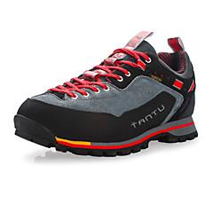 Sapatos de Montanhismo Tênis Tênis de Caminhada Homens Anti-Escorregar Anti-Shake Almofadado Ventilação Impacto Secagem Rápida