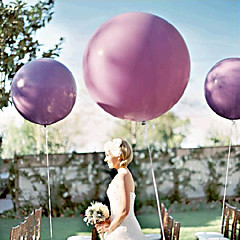 36 Inches Balloon Ball Helium Inflable Big Latex Balloons For Birthday Wedding Baby Shower Party Home Decoration-1Piece/Set
