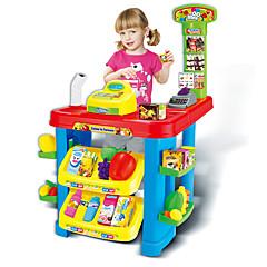 Tue so als ob du spielst Bildungsspielsachen Spiele für Erwachsene Konstruktionswerkzeuge Lebensmittel einkaufen Haushalt Medical Kits