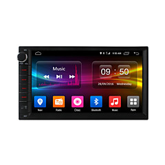 Ownice octa core 32gb rom 2gb ram android 6,0 ​​hd skjerm 1024 * 600 navi gps headunit for 2din universell støtte 4g lte dab tpms obd dtv