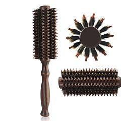 Børste og kam Kun på tørt hår Naturlig Tørr
