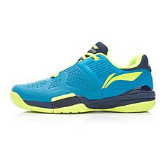 LiNing® נעלי ספורט יוניסקס נגד החלקה Anti-Shake ריפוד לביש נושם הצגה אימון סוליה נמוכה בד גומי ריצה ספורט פנאי אזור נידח