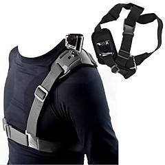 Piept de umăr curea montură Harness Ajustabil Convenabil Pentru GoPro 5 Gopro 4 Gopro 3 Gopro 3+ Gopro 2 Gopro 1 SJ4000 SJ5000 SJ6000